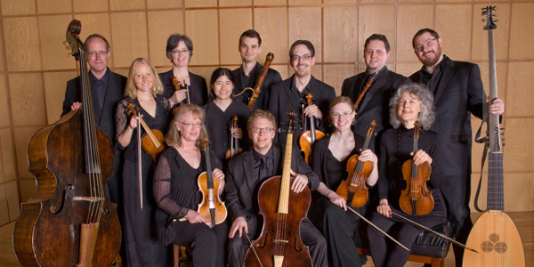 Seattle Baroque Orchestra