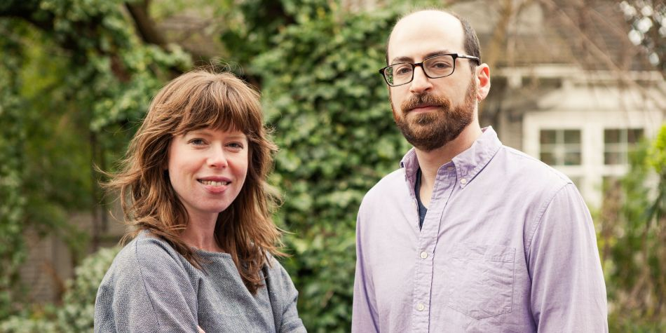 Matthew Amster-Burton and Molly Wizenberg Spilled Milk Podcast Live with KIRO's Rachel Belle